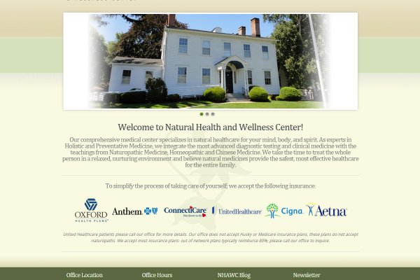 Natural Health and Wellness Center