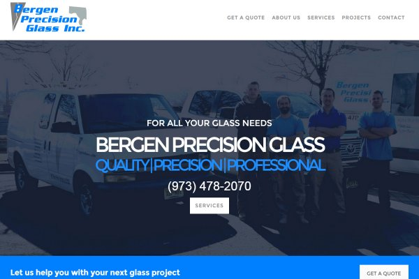 Bergen Precision Glass