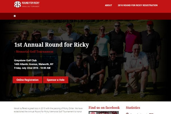Round for Ricky